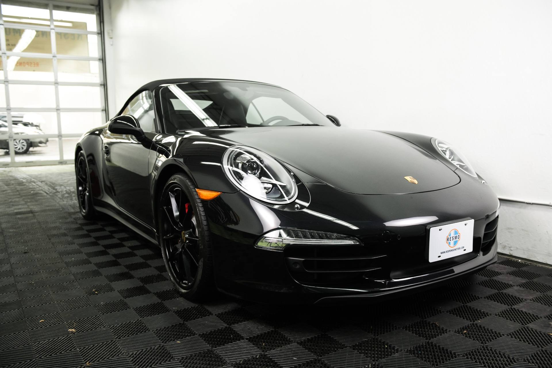 Used 2014 Porsche 911 Carrera 4S Used 2014 Porsche 911 Carrera 4S for sale Sold at Response Motors in Mountain View CA 3