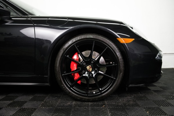 Used 2014 Porsche 911 Carrera 4S Used 2014 Porsche 911 Carrera 4S for sale Sold at Response Motors in Mountain View CA 5