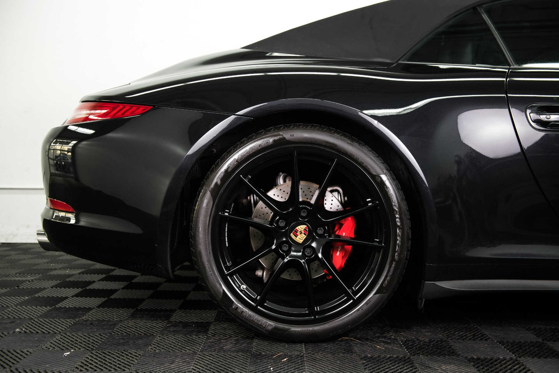Used 2014 Porsche 911 Carrera 4S Used 2014 Porsche 911 Carrera 4S for sale Sold at Response Motors in Mountain View CA 8