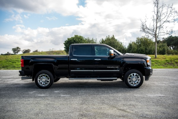 Used 2017 GMC Sierra 2500HD Denali Used 2017 GMC Sierra 2500HD Denali for sale Sold at Response Motors in Mountain View CA 5