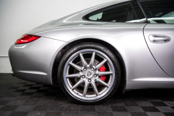 Used 2010 Porsche 911 Carrera S Used 2010 Porsche 911 Carrera S for sale Sold at Response Motors in Mountain View CA 6