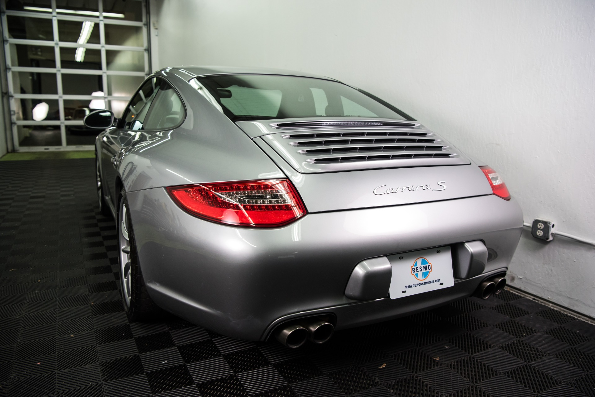 Used 2010 Porsche 911 Carrera S Used 2010 Porsche 911 Carrera S for sale Sold at Response Motors in Mountain View CA 7
