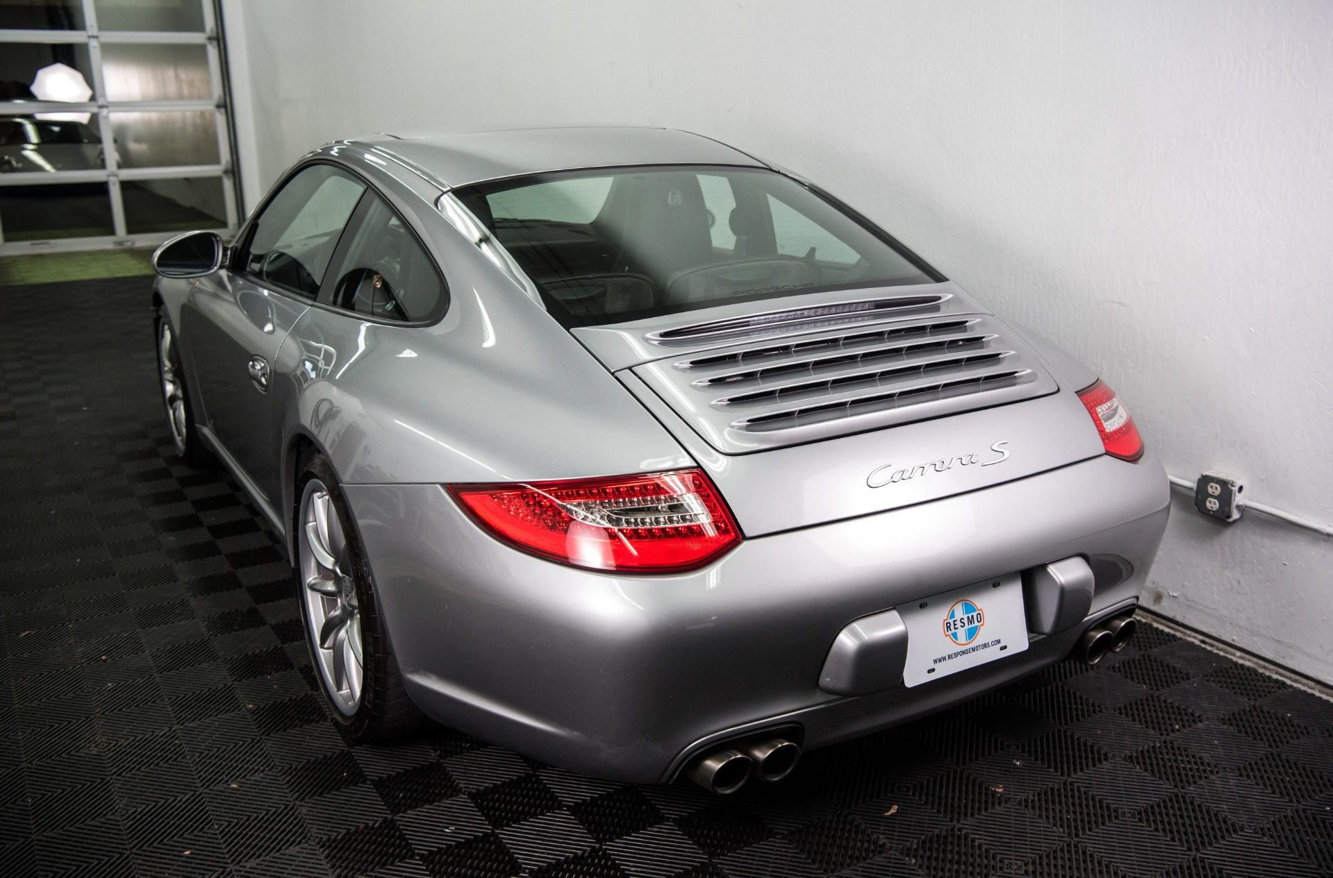 Used 2010 Porsche 911 Carrera S Used 2010 Porsche 911 Carrera S for sale Sold at Response Motors in Mountain View CA 8