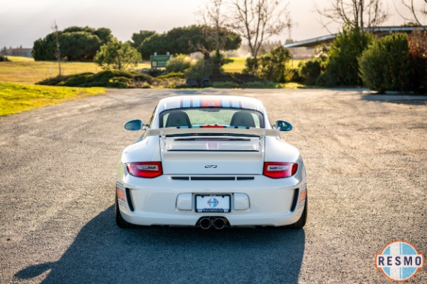 Used 2011 Porsche 911 GT3 Used 2011 Porsche 911 GT3 for sale Sold at Response Motors in Mountain View CA 12