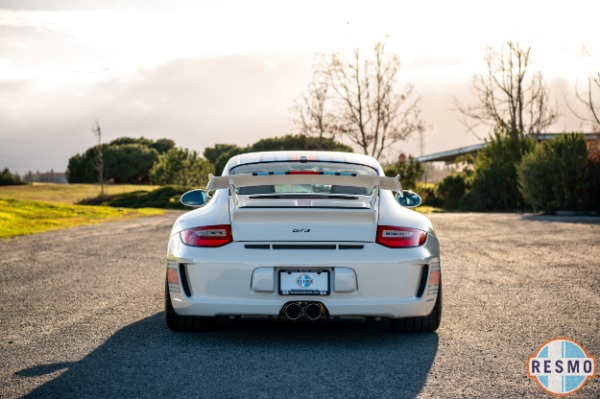 Used 2011 Porsche 911 GT3 Used 2011 Porsche 911 GT3 for sale Sold at Response Motors in Mountain View CA 13