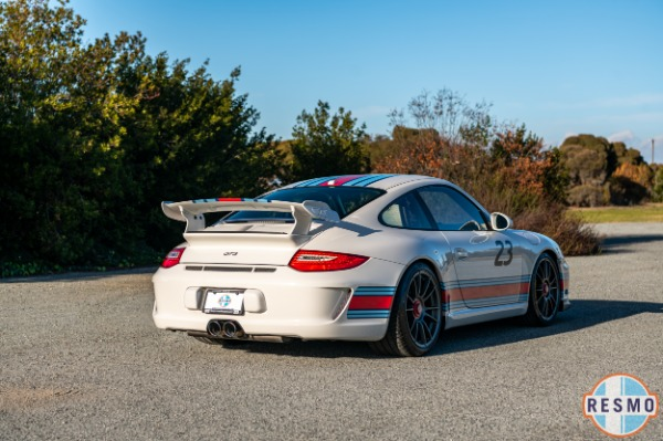 Used 2011 Porsche 911 GT3 Used 2011 Porsche 911 GT3 for sale Sold at Response Motors in Mountain View CA 15