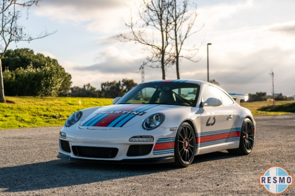 Used 2011 Porsche 911 GT3 Used 2011 Porsche 911 GT3 for sale Sold at Response Motors in Mountain View CA 5