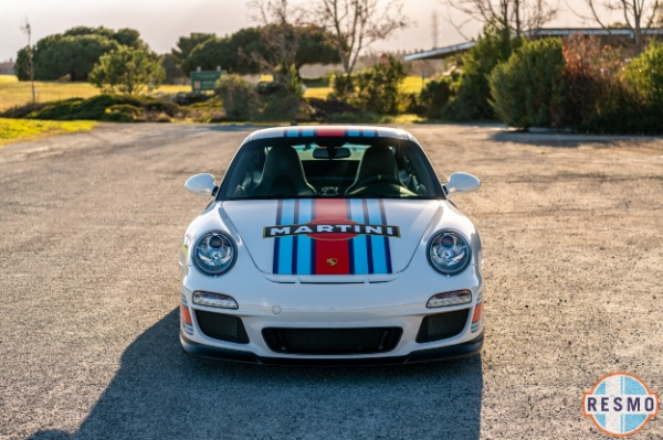 Used 2011 Porsche 911 GT3 Used 2011 Porsche 911 GT3 for sale Sold at Response Motors in Mountain View CA 6