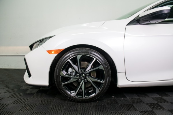 Used 2018 Honda Civic Si Used 2018 Honda Civic Si for sale Sold at Response Motors in Mountain View CA 10