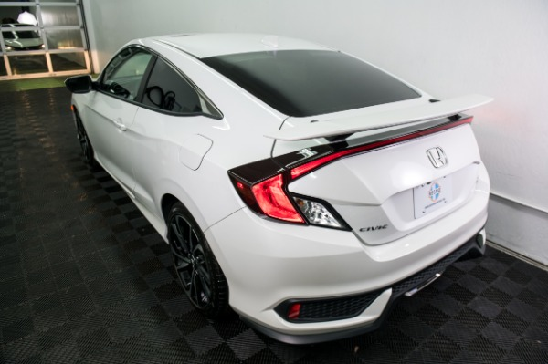 Used 2018 Honda Civic Si Used 2018 Honda Civic Si for sale Sold at Response Motors in Mountain View CA 7