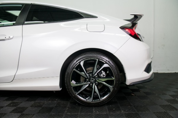 Used 2018 Honda Civic Si Used 2018 Honda Civic Si for sale Sold at Response Motors in Mountain View CA 8
