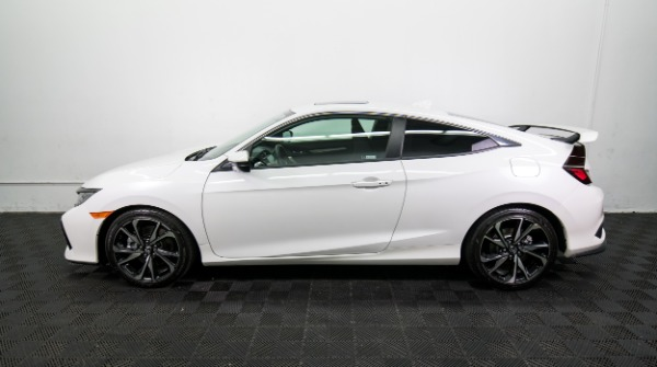 Used 2018 Honda Civic Si Used 2018 Honda Civic Si for sale Sold at Response Motors in Mountain View CA 9