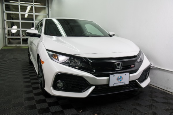 Used 2018 Honda Civic Si Used 2018 Honda Civic Si for sale Sold at Response Motors in Mountain View CA 1