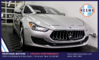 Used 2018 Maserati Ghibli Used 2018 Maserati Ghibli for sale Sold at Response Motors in Mountain View CA 2