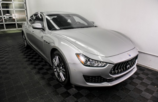Used 2018 Maserati Ghibli Used 2018 Maserati Ghibli for sale Sold at Response Motors in Mountain View CA 3