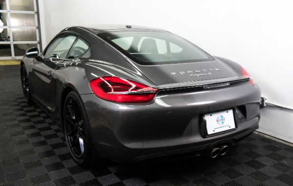 Used 2015 Porsche Cayman S Used 2015 Porsche Cayman S for sale Sold at Response Motors in Mountain View CA 6