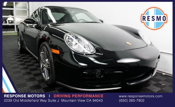 Used 2006 Porsche Cayman S Used 2006 Porsche Cayman S for sale Sold at Response Motors in Mountain View CA 2