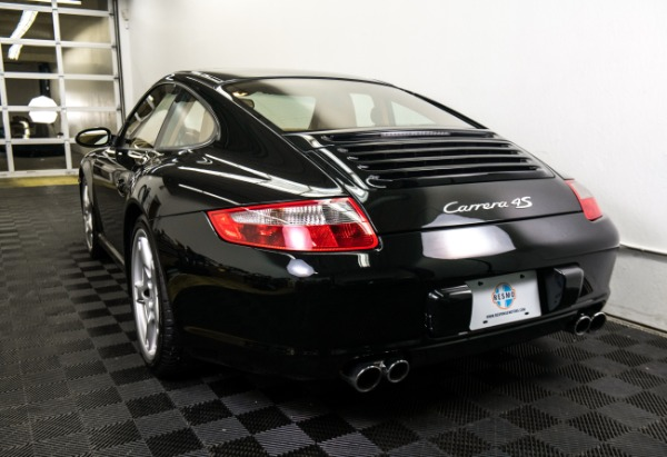Used 2006 Porsche 911 Carrera 4S Used 2006 Porsche 911 Carrera 4S for sale Sold at Response Motors in Mountain View CA 6