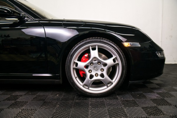 Used 2006 Porsche 911 Carrera 4S Used 2006 Porsche 911 Carrera 4S for sale Sold at Response Motors in Mountain View CA 9