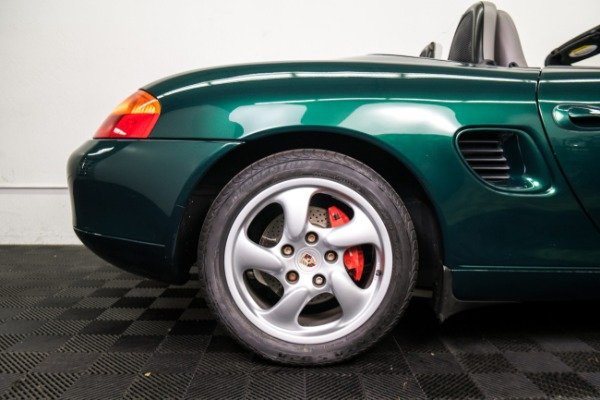 Used 2002 Porsche Boxster S Used 2002 Porsche Boxster S for sale Sold at Response Motors in Mountain View CA 10