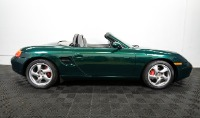 Used 2002 Porsche Boxster S Used 2002 Porsche Boxster S for sale Sold at Response Motors in Mountain View CA 11