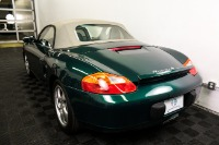 Used 2002 Porsche Boxster S Used 2002 Porsche Boxster S for sale Sold at Response Motors in Mountain View CA 7