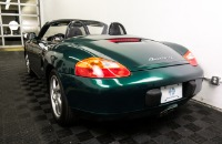 Used 2002 Porsche Boxster S Used 2002 Porsche Boxster S for sale Sold at Response Motors in Mountain View CA 8