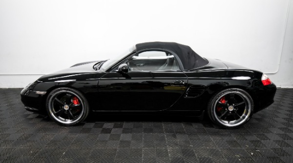 Used 2004 Porsche Boxster S Used 2004 Porsche Boxster S for sale Sold at Response Motors in Mountain View CA 10