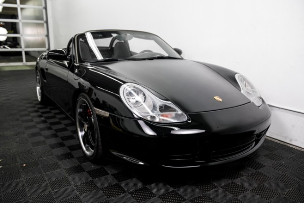 Used 2004 Porsche Boxster S Used 2004 Porsche Boxster S for sale Sold at Response Motors in Mountain View CA 1