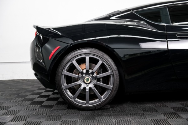Used 2010 Lotus Evora 2+2 Used 2010 Lotus Evora 2+2 for sale Sold at Response Motors in Mountain View CA 6