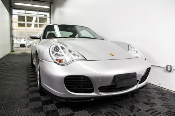 Used 2004 Porsche 911 Carrera 4S Used 2004 Porsche 911 Carrera 4S for sale Sold at Response Motors in Mountain View CA 3