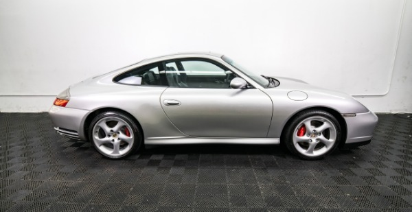Used 2004 Porsche 911 Carrera 4S Used 2004 Porsche 911 Carrera 4S for sale Sold at Response Motors in Mountain View CA 5