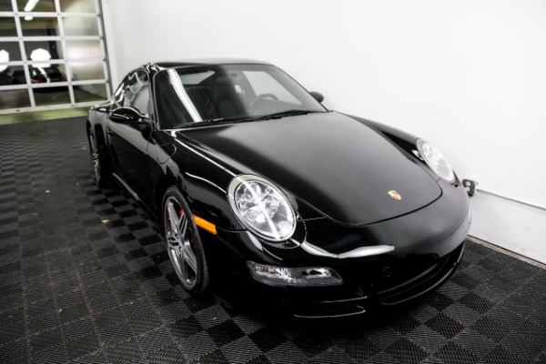 Used 2008 Porsche 911 Carrera 4S Used 2008 Porsche 911 Carrera 4S for sale Sold at Response Motors in Mountain View CA 3