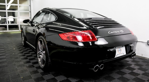 Used 2008 Porsche 911 Carrera 4S Used 2008 Porsche 911 Carrera 4S for sale Sold at Response Motors in Mountain View CA 7