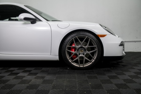 Used 2013 Porsche 911 Carrera S Used 2013 Porsche 911 Carrera S for sale Sold at Response Motors in Mountain View CA 4