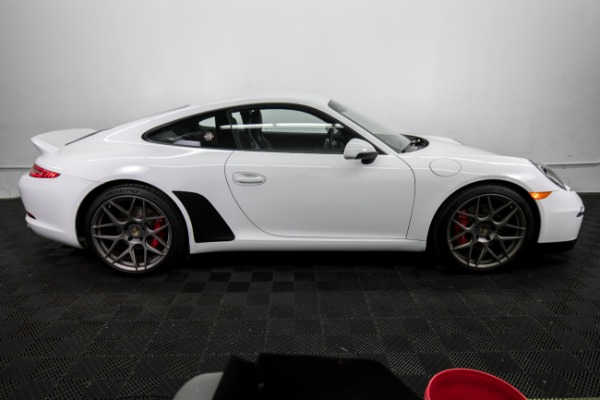 Used 2013 Porsche 911 Carrera S Used 2013 Porsche 911 Carrera S for sale Sold at Response Motors in Mountain View CA 5