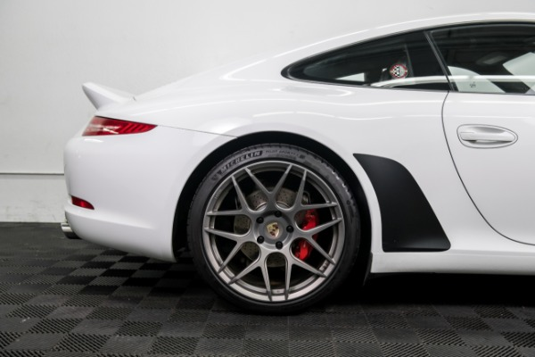 Used 2013 Porsche 911 Carrera S Used 2013 Porsche 911 Carrera S for sale Sold at Response Motors in Mountain View CA 6