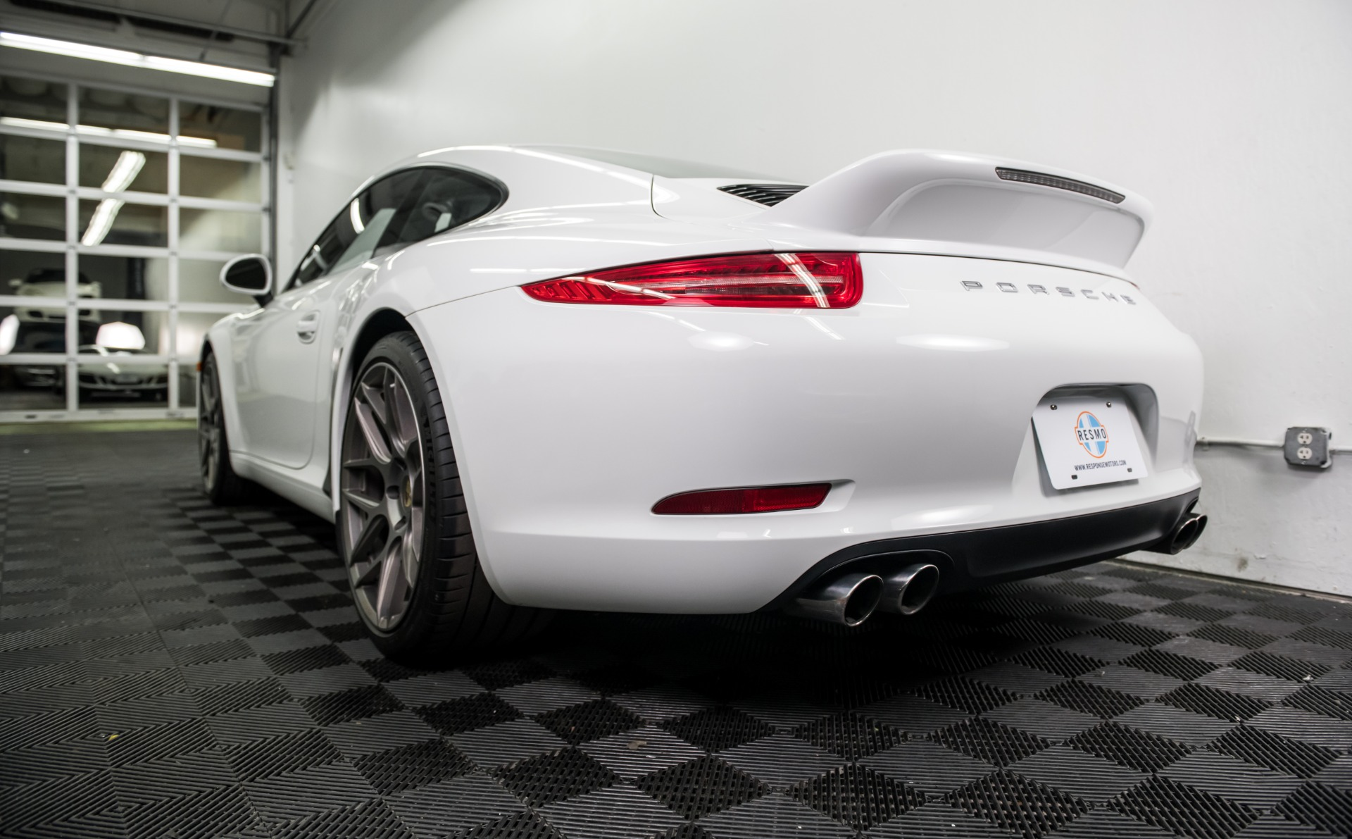 Used 2013 Porsche 911 Carrera S Used 2013 Porsche 911 Carrera S for sale Sold at Response Motors in Mountain View CA 7