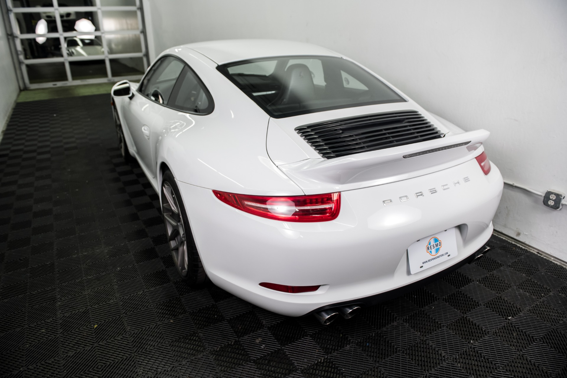 Used 2013 Porsche 911 Carrera S Used 2013 Porsche 911 Carrera S for sale Sold at Response Motors in Mountain View CA 8