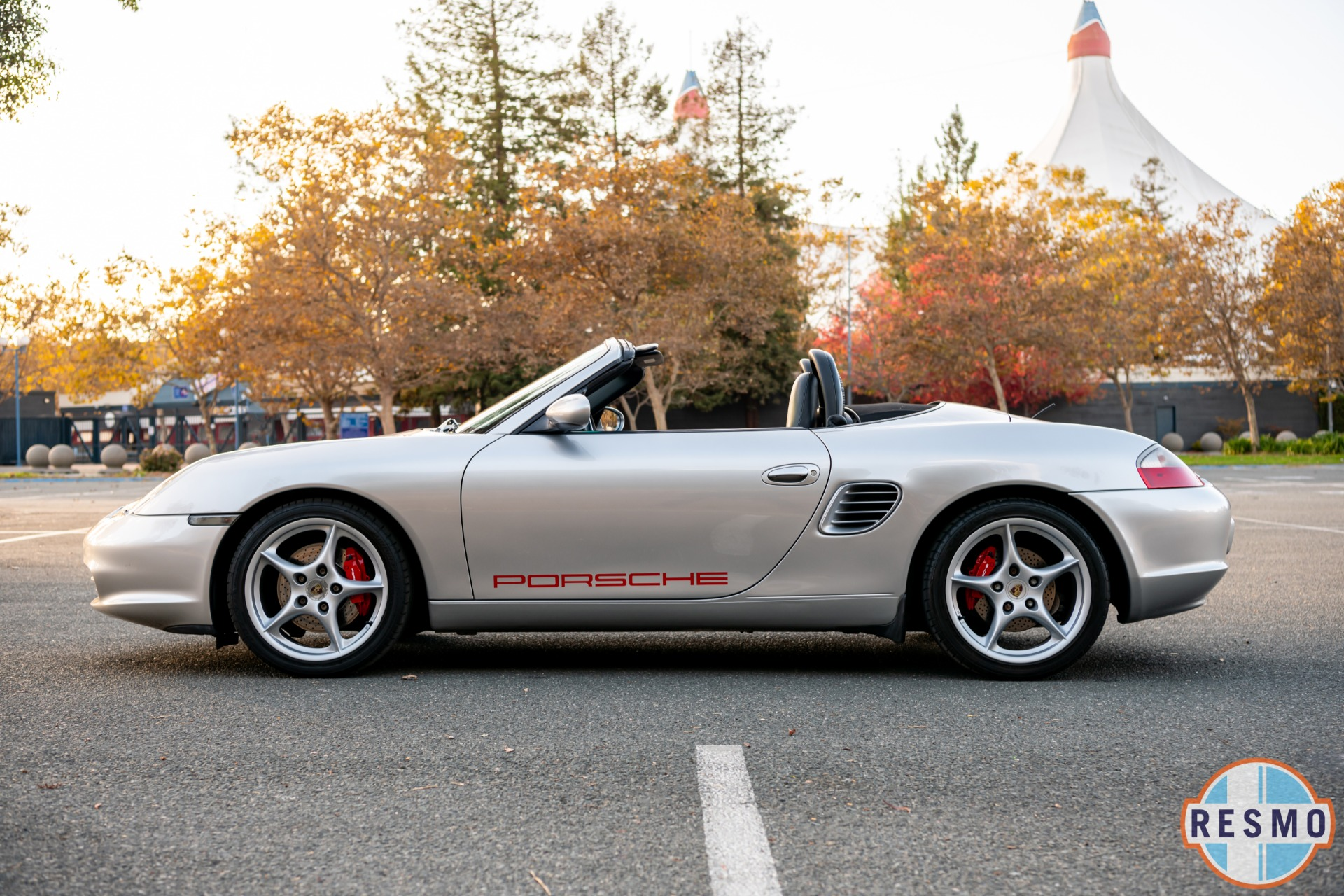 Used 2003 Porsche Boxster S Used 2003 Porsche Boxster S for sale Sold at Response Motors in Mountain View CA 10
