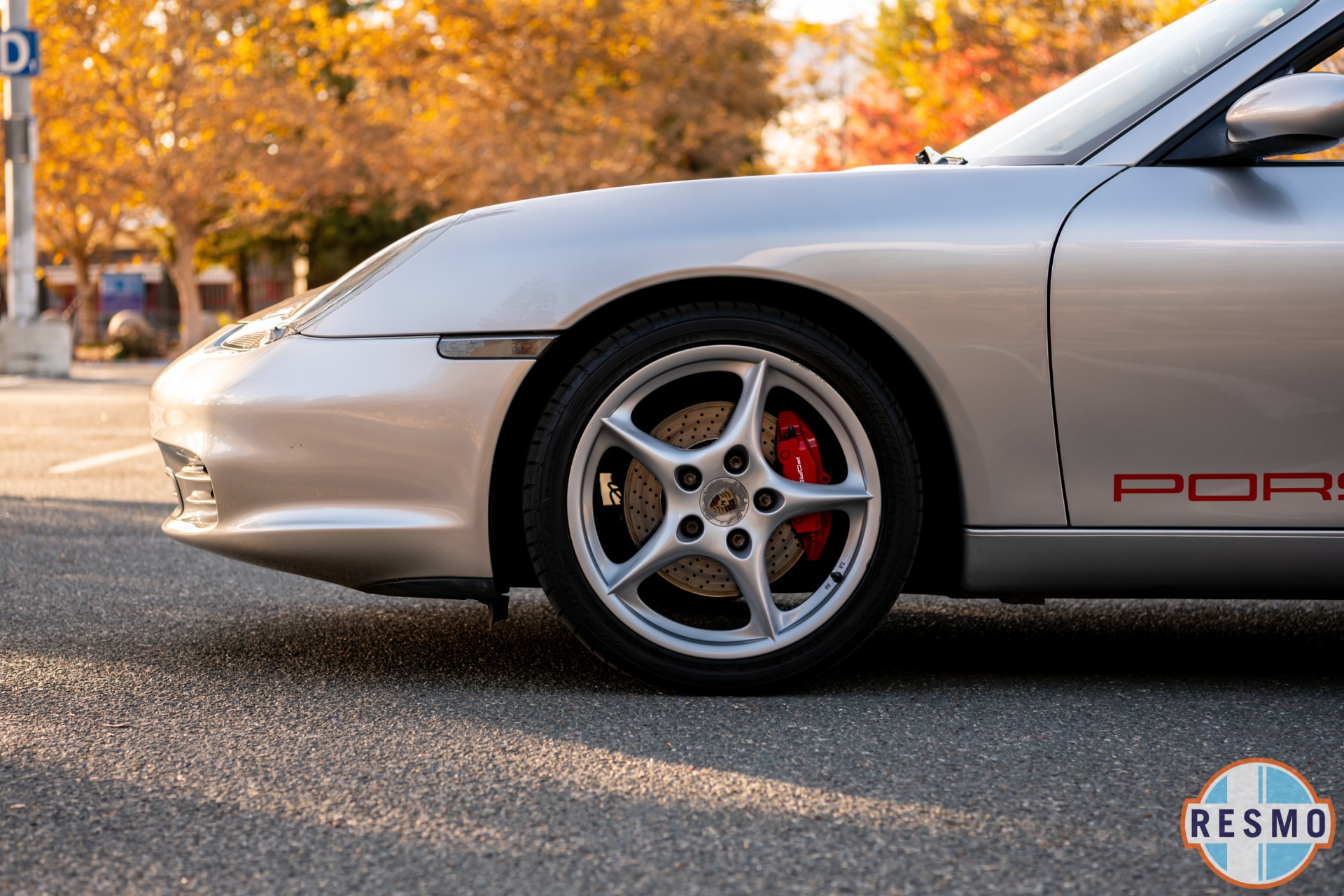 Used 2003 Porsche Boxster S Used 2003 Porsche Boxster S for sale Sold at Response Motors in Mountain View CA 11