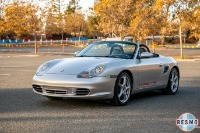 Used 2003 Porsche Boxster S Used 2003 Porsche Boxster S for sale Sold at Response Motors in Mountain View CA 12
