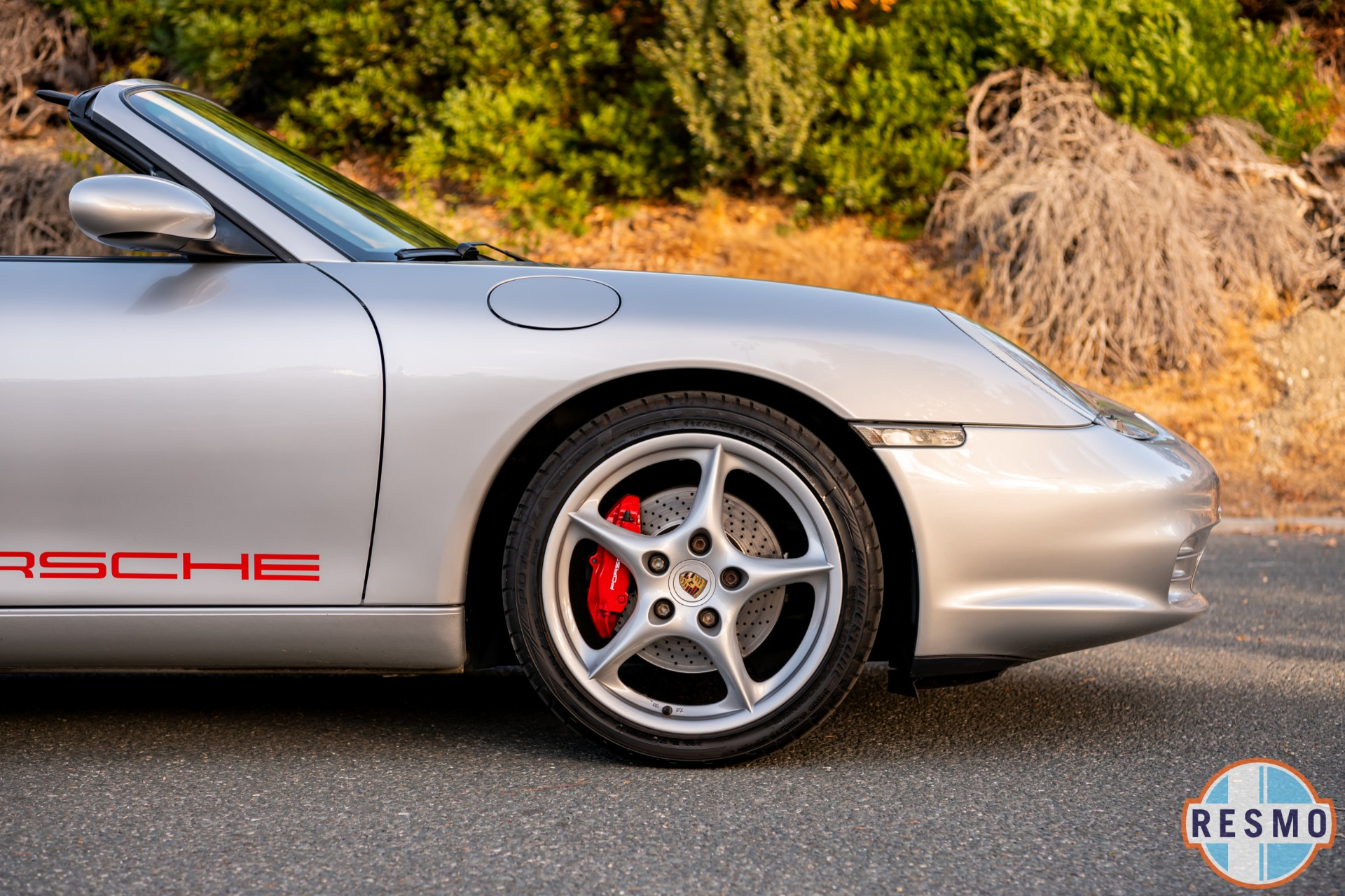 Used 2003 Porsche Boxster S Used 2003 Porsche Boxster S for sale Sold at Response Motors in Mountain View CA 3