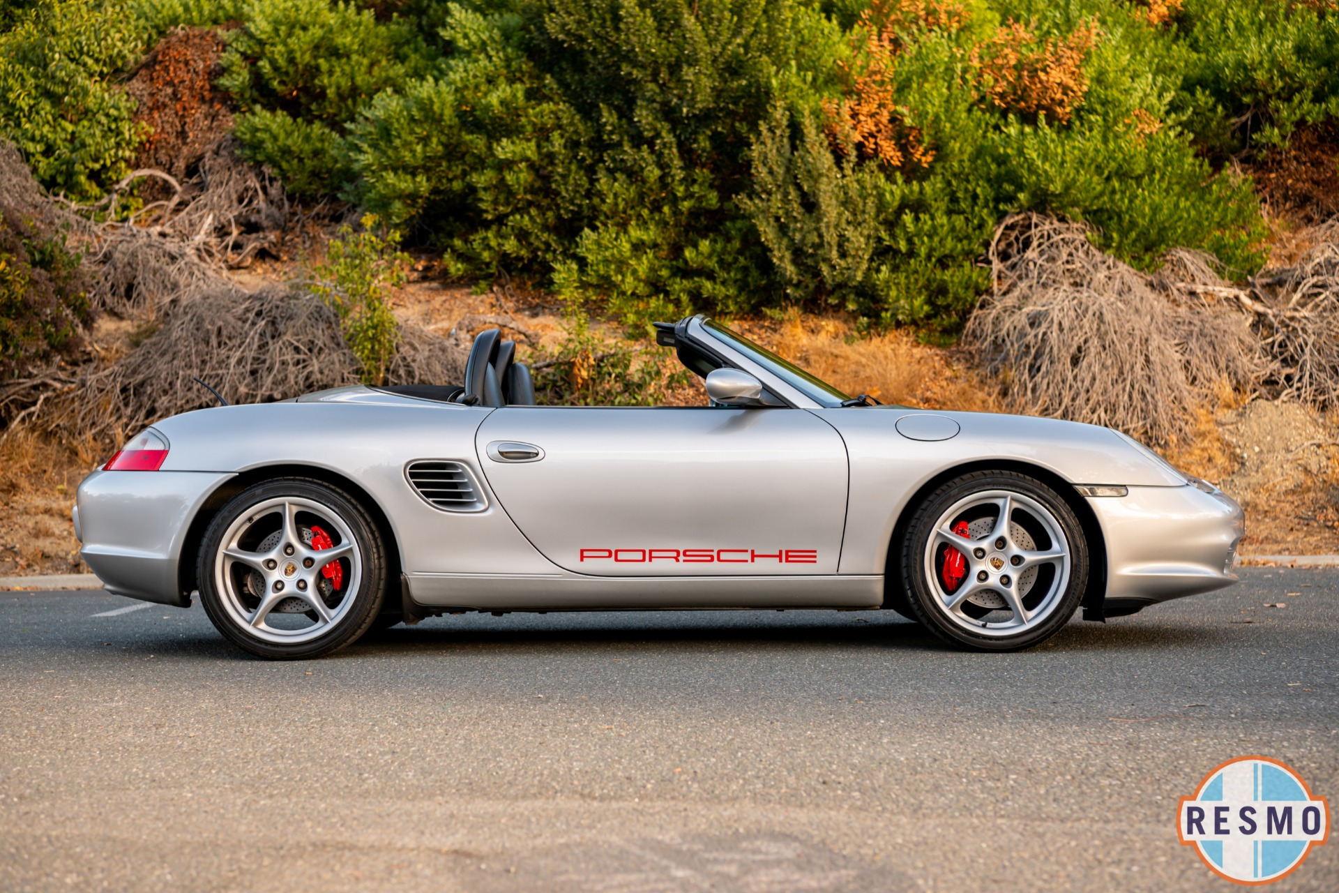 Used 2003 Porsche Boxster S Used 2003 Porsche Boxster S for sale Sold at Response Motors in Mountain View CA 4