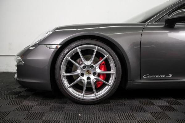 Used 2012 Porsche 911 Carrera S Used 2012 Porsche 911 Carrera S for sale Sold at Response Motors in Mountain View CA 4