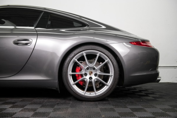 Used 2012 Porsche 911 Carrera S Used 2012 Porsche 911 Carrera S for sale Sold at Response Motors in Mountain View CA 6