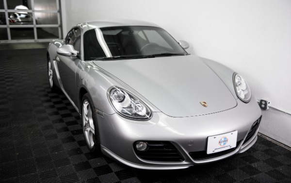 Used 2010 Porsche Cayman S Used 2010 Porsche Cayman S for sale Sold at Response Motors in Mountain View CA 2