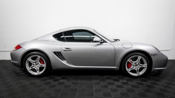 Used 2010 Porsche Cayman S Used 2010 Porsche Cayman S for sale Sold at Response Motors in Mountain View CA 4