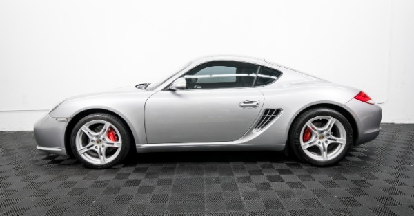 Used 2010 Porsche Cayman S Used 2010 Porsche Cayman S for sale Sold at Response Motors in Mountain View CA 9