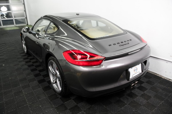 Used 2015 Porsche Cayman S Used 2015 Porsche Cayman S for sale Sold at Response Motors in Mountain View CA 7